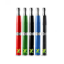 Exxus maxx concentrate vaporizer equipos de colores visto de frente