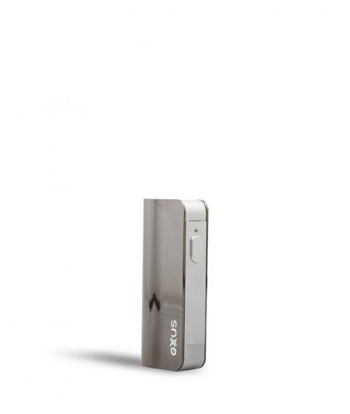 Exxus snap vv mini color gris metalico visto de frente
