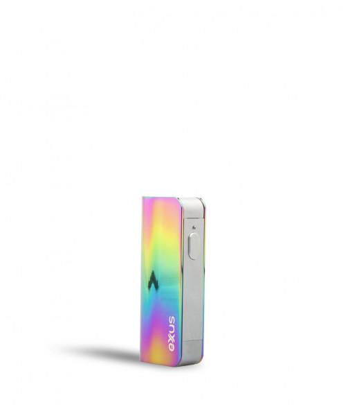 Exxus snap vv mini color tornasol visto de frente