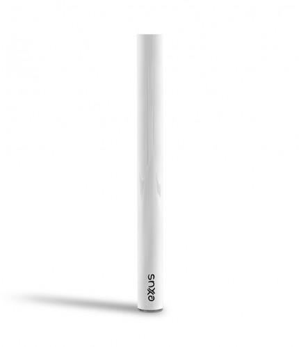 Exxus tap vv auto draw cartridge vaporizer color blanco visto de frente