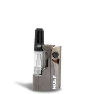 Wulf micro plus color gris visto de frente