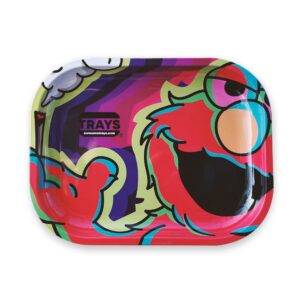Charola para rolar Elmo de la marca awesome trays